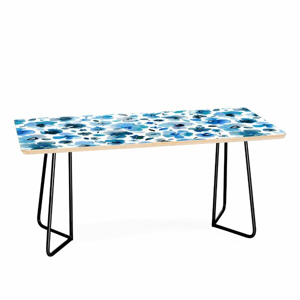 Tropical Flowers Coffee Table By East Urban Home