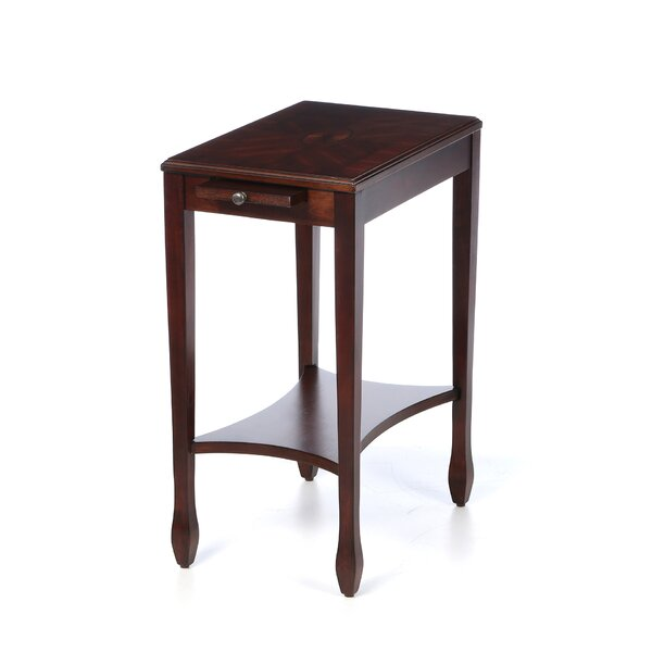 Stubbe End Table by Alcott Hill