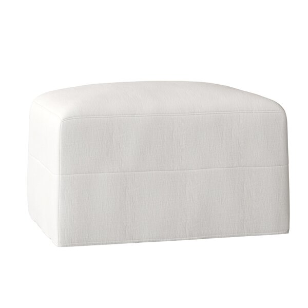 Maggie Ottoman by Wayfair Custom Upholstery™