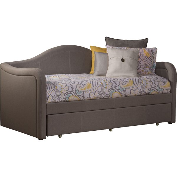 Cothren Daybed with Trundle by Red Barrel Studio
