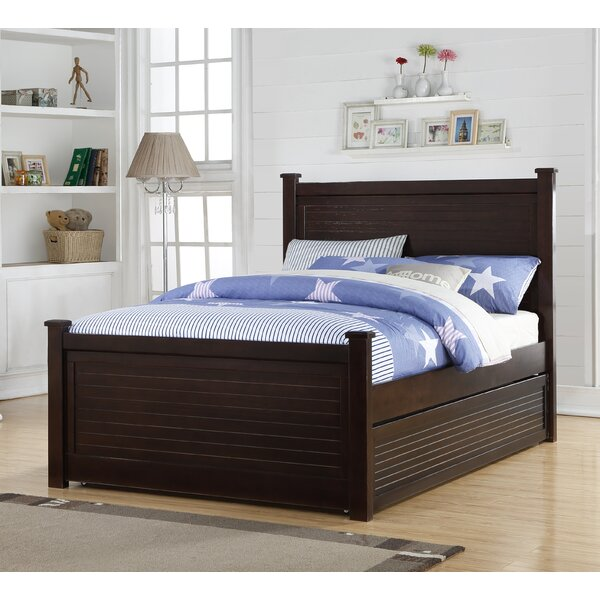 Latonya Full Platform Bed with Trundle by Harriet Bee