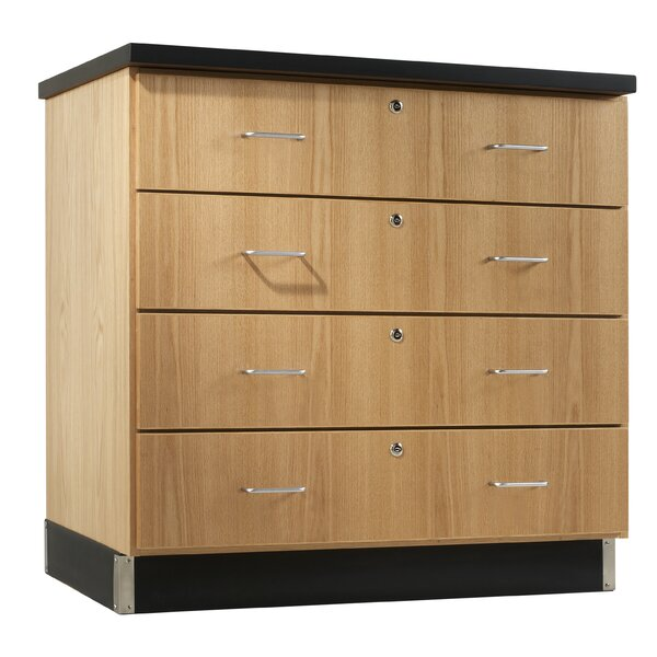 Base Cabinet With Four Drawers by Diversified Wood