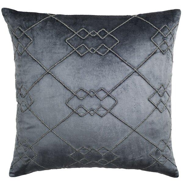 Hafer Argyle Throw Pillow by Mercer41
