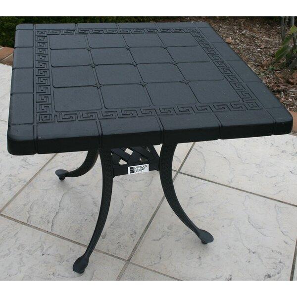 Tollette Metal Side Table by Fleur De Lis Living Fleur De Lis Living