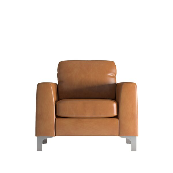 Shupe Club Chair by Mercury Row