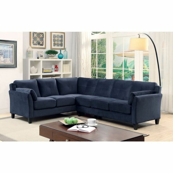 Mckoy Reversible Modular Sectional by Wrought Studio