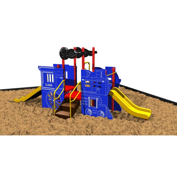 Kidvision Locomotive by Kidstuff Playsystems, Inc.