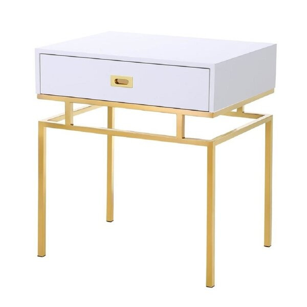 Tullos End Table By Mercer41
