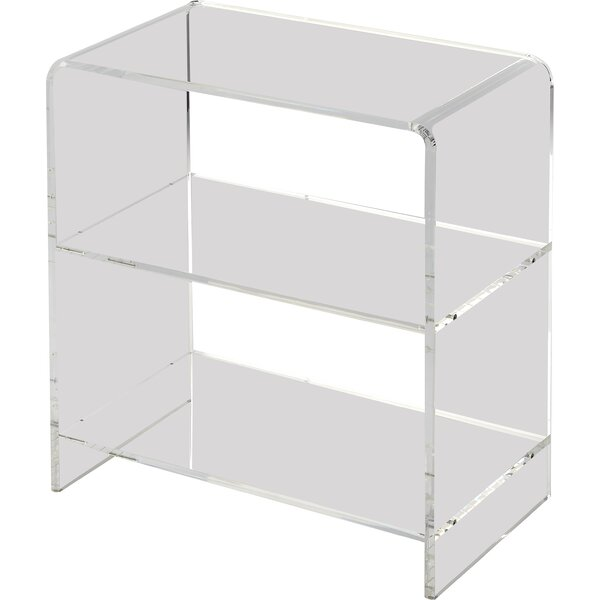 Wasco Etagere Bookcase By Wade Logan