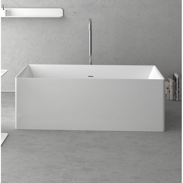 Navona Freestanding Soaking Bathtub by Cheviot Products