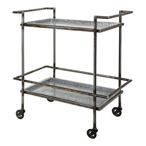 Erico Bar Cart by 17 Stories