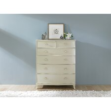 Crestaire Ladera 6 Drawer Chest by Stanley Furniture