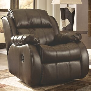 Holt Manual Rocker Recliner by Signature Design by Ashley