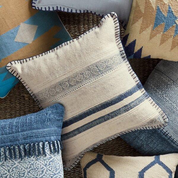 Athena Cotton Pillow Cover by Birch Lane™| @ $31.99