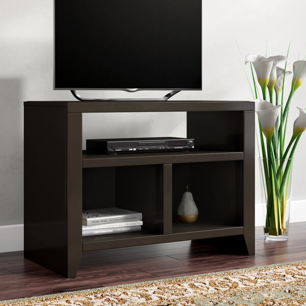 Read Reviews Garretson Solid Wood TV Stand For TVs Up To 32 Inches