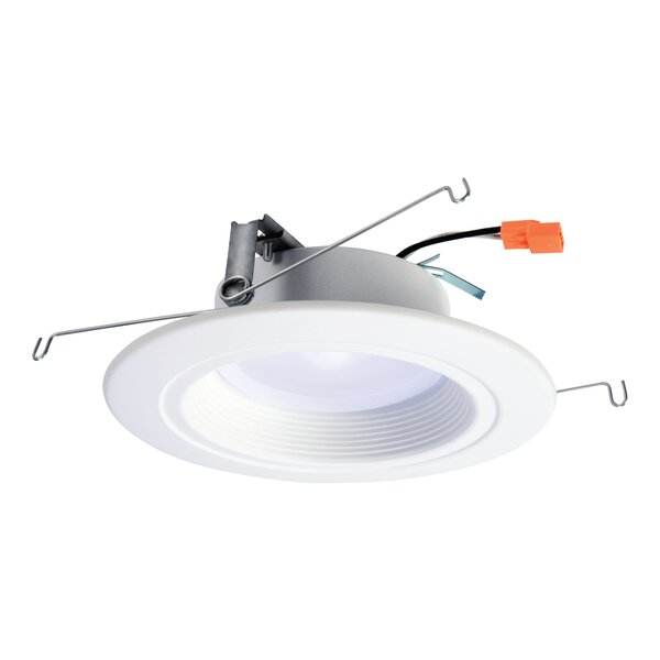 Integrated LED 6 Open Recessed Trim by Halo