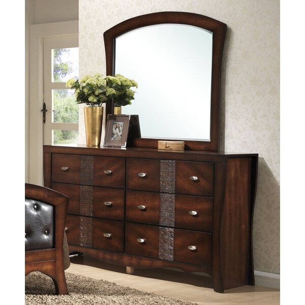 Arched Dresser Mirror by Darby Home Co