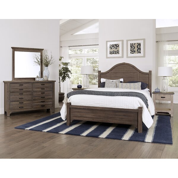 Erving Standard Configurable Bedroom Set by Darby Home Co