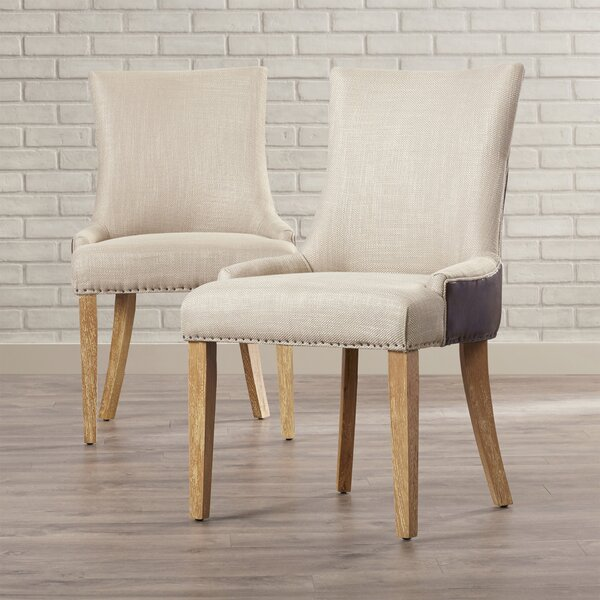 Perz Dining Side Chair by One Allium Way
