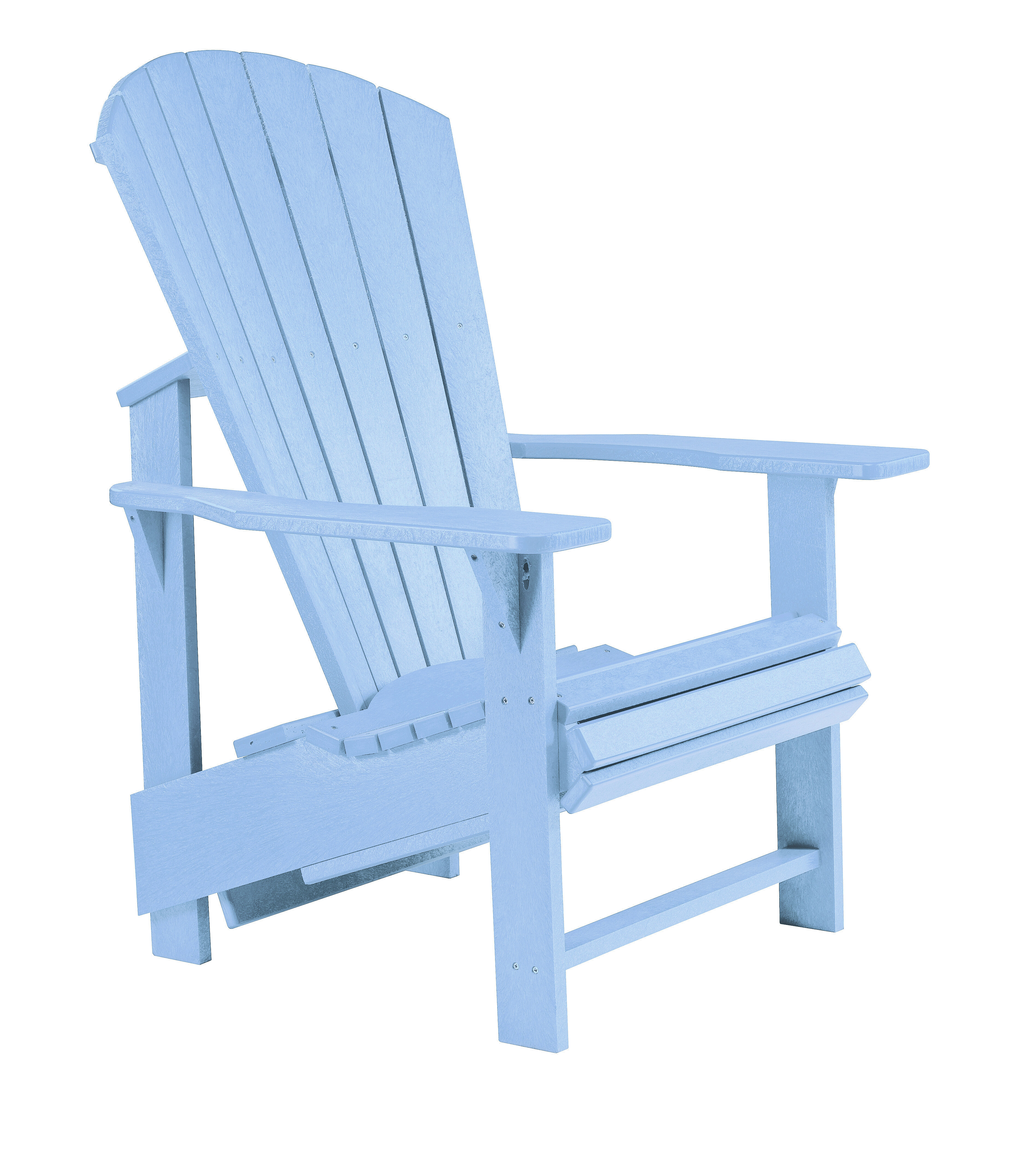 Picture of: Generations Upright Plastic Resin Adirondack Chair Reviews Joss Main