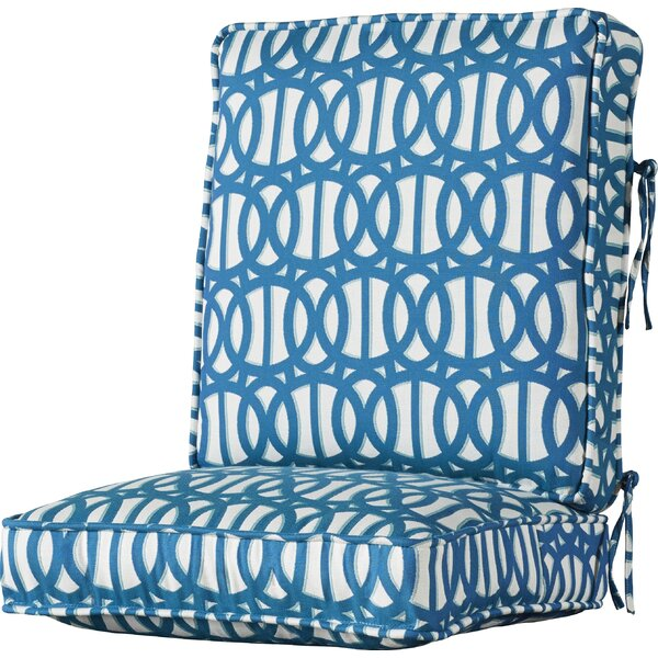Indoor/Outdoor Sunbrella Chair Cushion by Darby Home Co