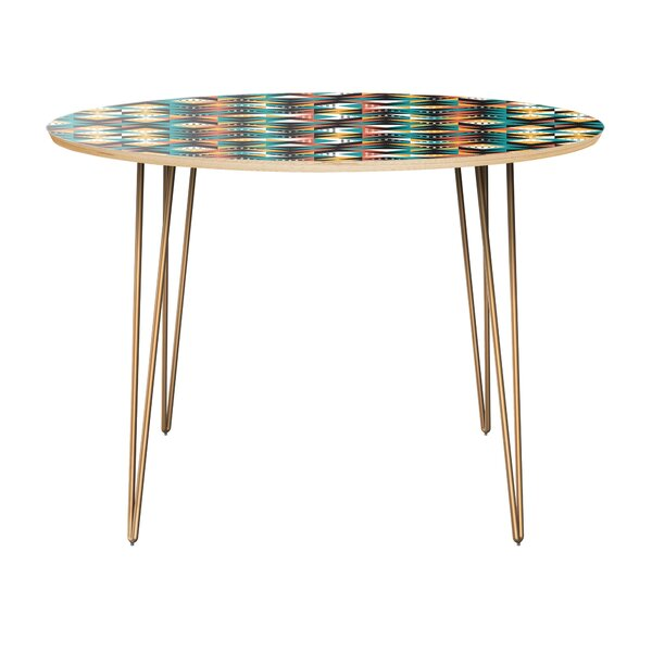 Regil Dining Table by World Menagerie World Menagerie