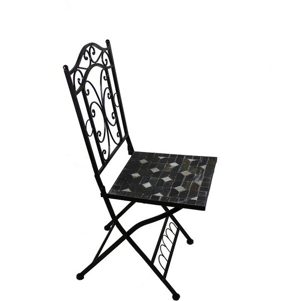 Patio Dining Chair by ESSENTIAL DÉCOR & BEYOND, INC