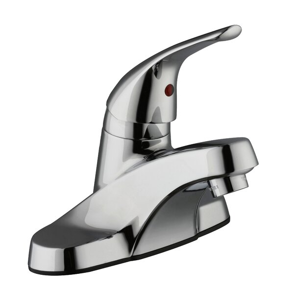Middleton 4 Centerset Bathroom Faucet with Drain Assembly by Design House