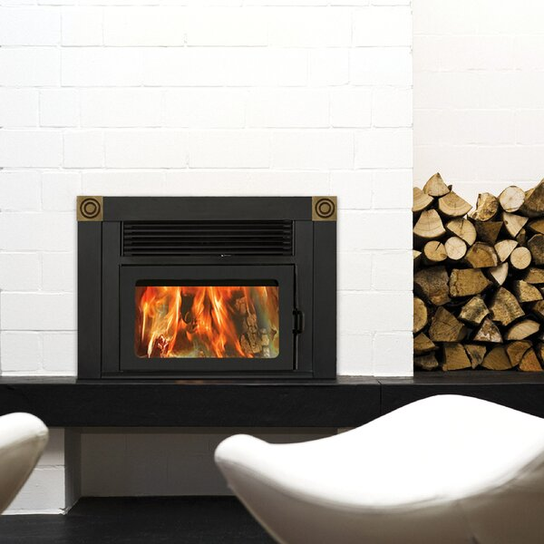 Volcano Plus Decorative Corners (Set of 2) by Supreme Fireplaces Inc.