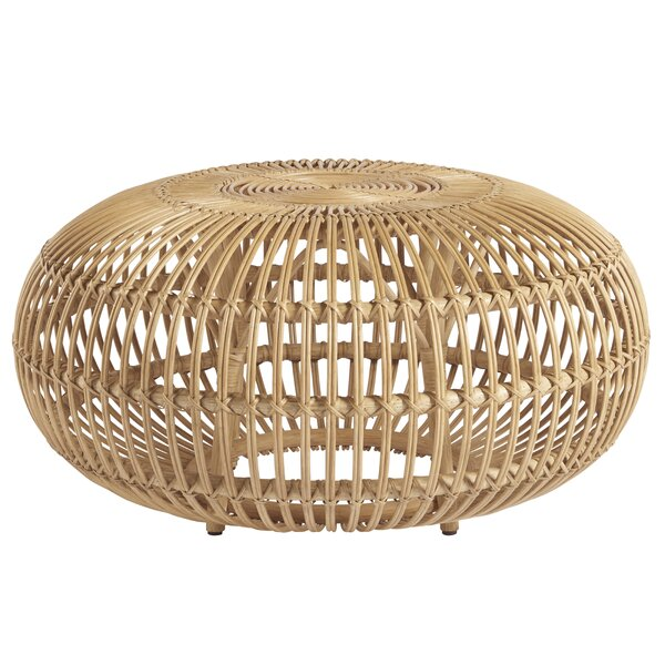Rattan Scatter Table by Coastal Living by Universal Furniture Coastal Living™ by Universal Furniture