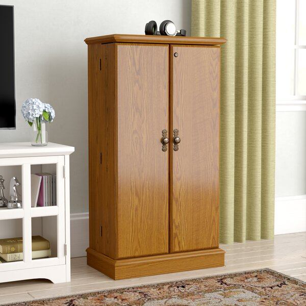 Oxford Multimedia Cabinet by Charlton Home