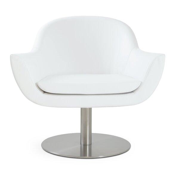Tiyrene Swivel Armchair by Comm Office