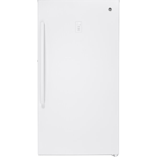 17.3 cu. ft. Frost-Free Upright Freezer by GE Appliances