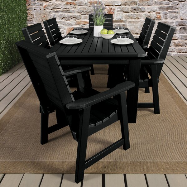 Trigg 7 Piece Dining Set By Darby Home Co