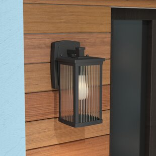 Purchase Ina 1-Light Outdoor Wall Lantern By Latitude Run