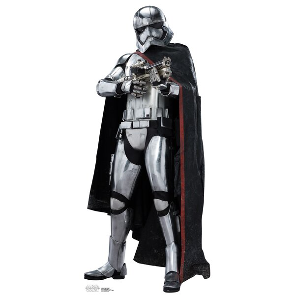 Star Wars Episode VII: The Force Awakens Captain Phasma Cardboard Cutout by Advanced Graphics