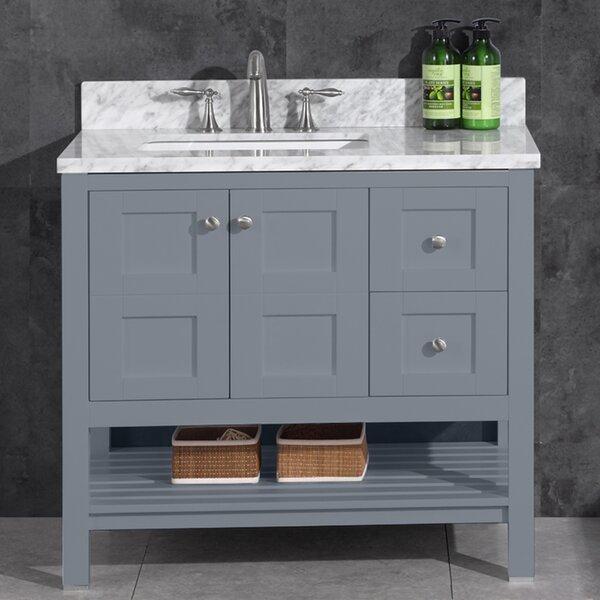 Clare 36 Single Bathroom Vanity by Breakwater Bay