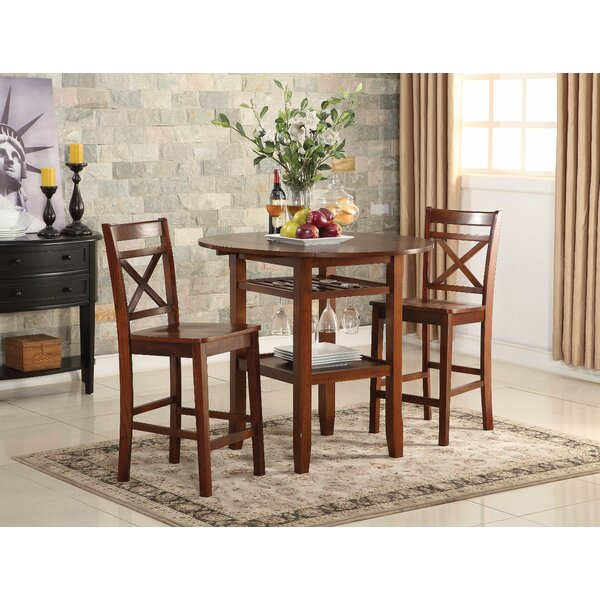 Nixon Counter Height Dining Table by Charlton Home