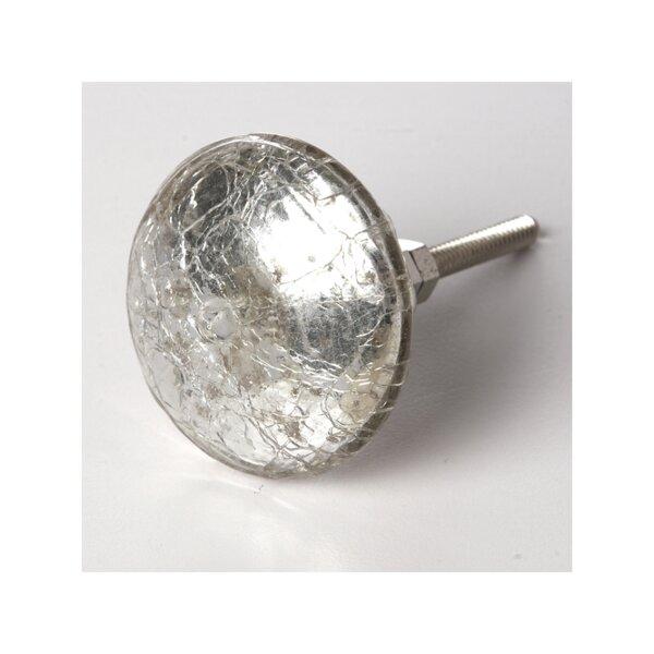 Opaque Glass Round Knob by Mr. MJs