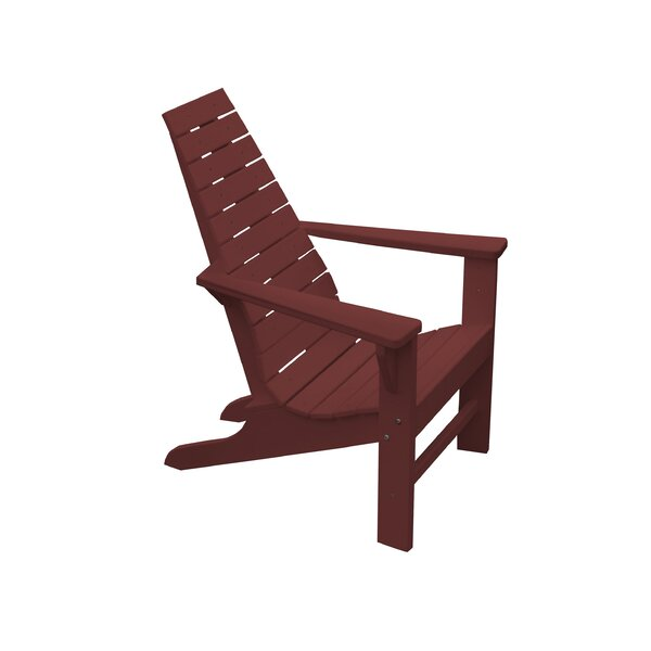 Cuadrado Adirondack Chair by Rosecliff Heights Rosecliff Heights