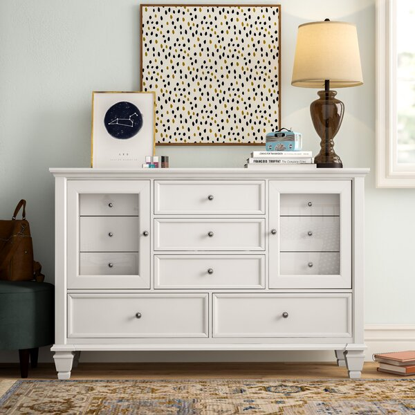 Magness 11 Drawer Combo Dresser By Three Posts Teen by Three Posts Teen Comparison