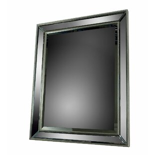 Willa Arlo Interiors Rectangle Framed Wall Mirror