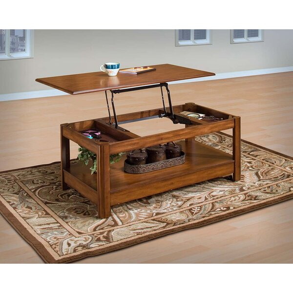 Clearfield Lift Top Coffee Table By Loon Peak
