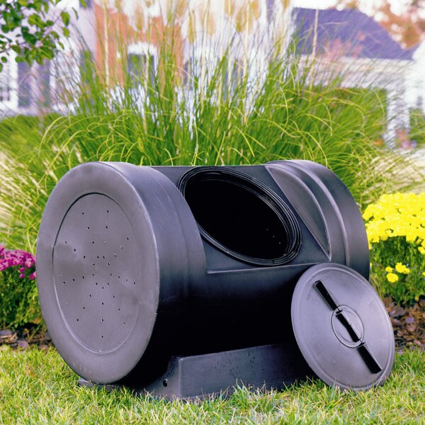 Compost Wizard 89.77 Gal. Tumbler Composter by Good Ideas