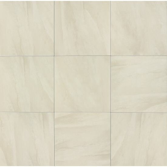 Winslow 18 x 18 Porcelain Field Tile in Matte Gray by Grayson Martin