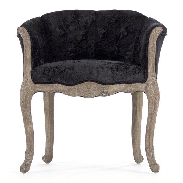 Redmont Barrel Chair By Rosdorf Park Best #1