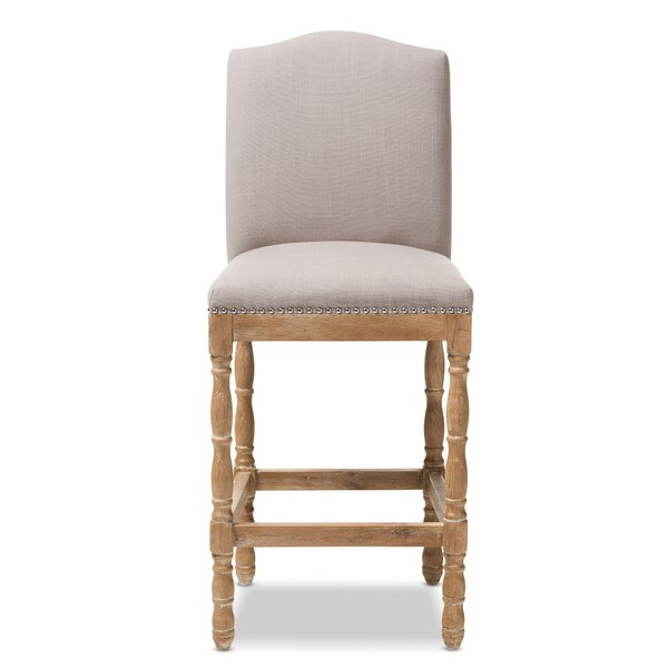 Westrick 30.86 Bar Stool by Ophelia & Co.