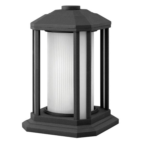 Castelle 1-Light Pier Mount Light by Hinkley Lighting