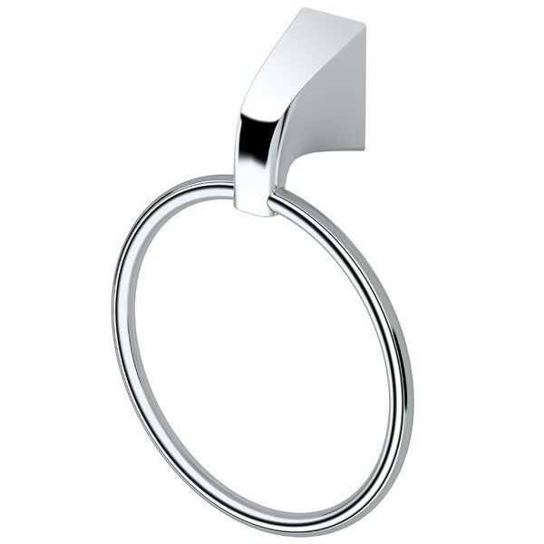 Quantra Towel Ring by Gatco