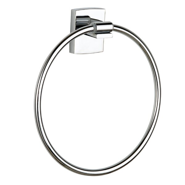 Klaam Wall Mounted Towel Ring by no drilling required